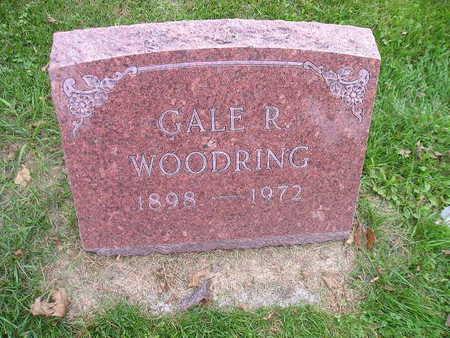 WOODRING, GALE R - Bremer County, Iowa | GALE R WOODRING