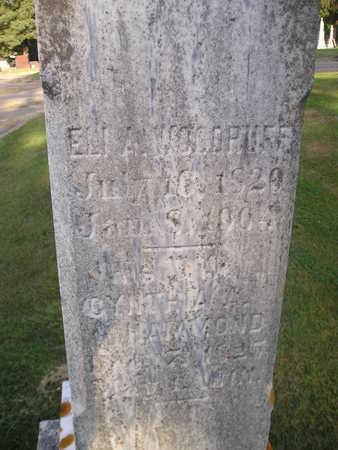 WOODRUFF, ELI A - Bremer County, Iowa | ELI A WOODRUFF