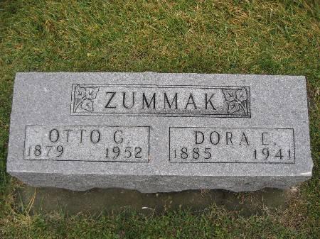 ZUMMAK, OTTO G - Bremer County, Iowa | OTTO G ZUMMAK