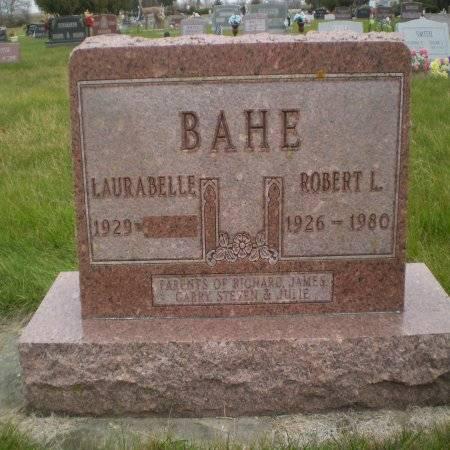 BAHE, ROBERT L. - Buchanan County, Iowa | ROBERT L. BAHE