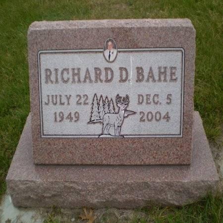 BAHE, RICHARD D. - Buchanan County, Iowa | RICHARD D. BAHE