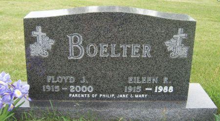 BOELTER, FLOYD J. - Buchanan County, Iowa | FLOYD J. BOELTER