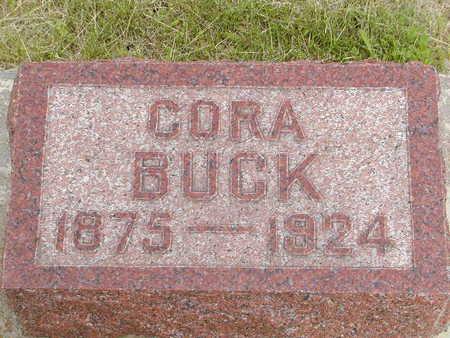 COUNCIL BUCK, CORA - Buchanan County, Iowa | CORA COUNCIL BUCK
