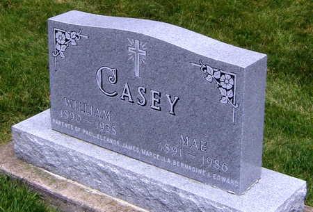 CASEY, MAE - Buchanan County, Iowa | MAE CASEY