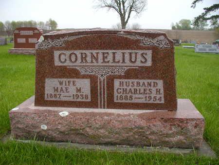 CORNELIUS, MAE - Buchanan County, Iowa   MAE CORNELIUS