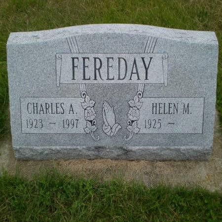 FEREDAY, HELEN M. - Buchanan County, Iowa | HELEN M. FEREDAY