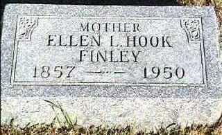 FINLEY, LYDIA ELLEN - Buchanan County, Iowa | LYDIA ELLEN FINLEY
