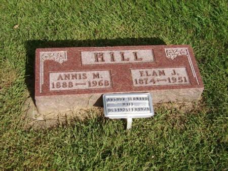 HILL, ELAM - Buchanan County, Iowa | ELAM HILL