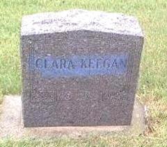 KEEGAN, CLARA - Buchanan County, Iowa | CLARA KEEGAN