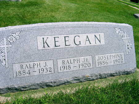 KEEGAN, RALPH JR. - Buchanan County, Iowa | RALPH JR. KEEGAN