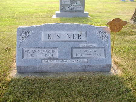 KISTNER, HARRY - Buchanan County, Iowa | HARRY KISTNER