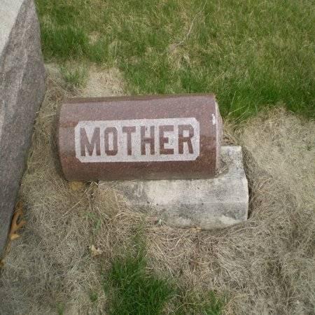 ` MERRIMAN, MOTHER - Buchanan County, Iowa | MOTHER ` MERRIMAN