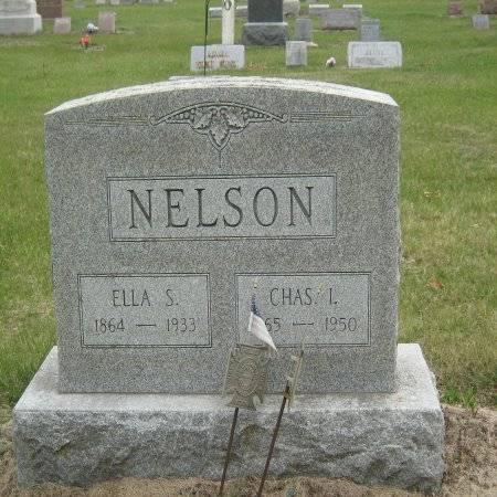 NELSON, CHAS. I. - Buchanan County, Iowa | CHAS. I. NELSON
