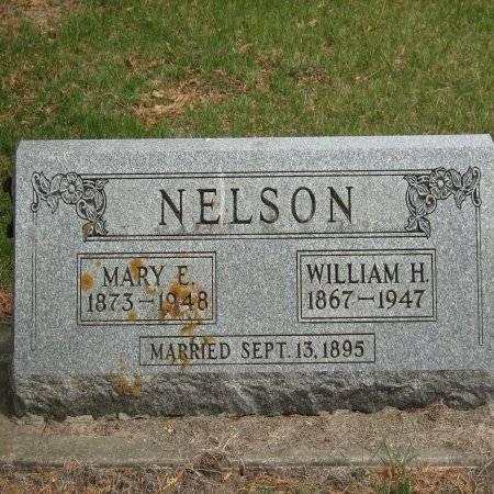 NELSON, WILLIAM H. - Buchanan County, Iowa | WILLIAM H. NELSON
