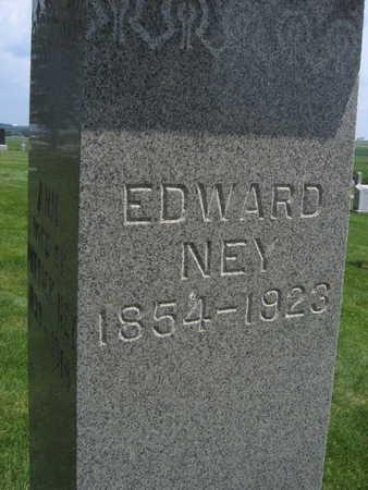NEY, EDWARD - Buchanan County, Iowa | EDWARD NEY