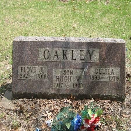 OAKLEY, HUGH W. - Buchanan County, Iowa | HUGH W. OAKLEY