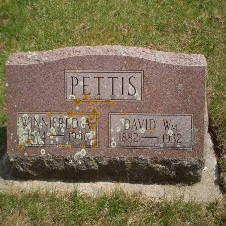 PETTIS, WINNIFRED A. - Buchanan County, Iowa | WINNIFRED A. PETTIS