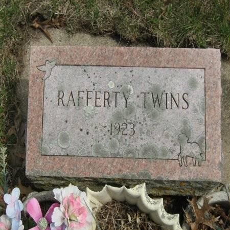 RAFFERTY, TWINS - Buchanan County, Iowa | TWINS RAFFERTY