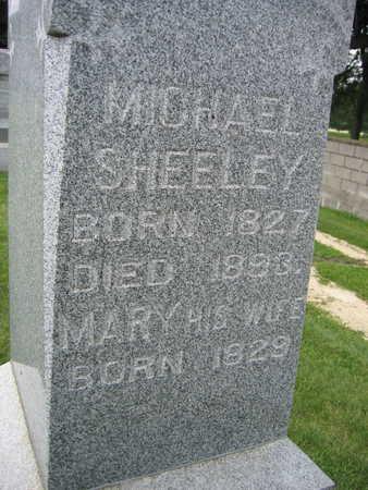 SHEELEY, MARY - Buchanan County, Iowa   MARY SHEELEY