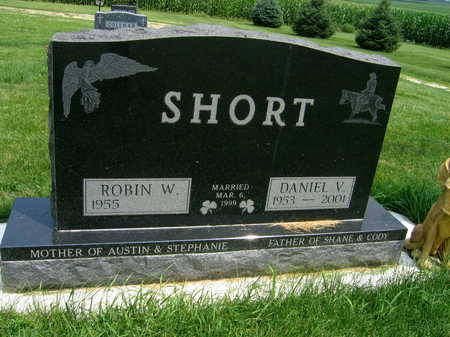 SHORT, DANIEL V. - Buchanan County, Iowa | DANIEL V. SHORT
