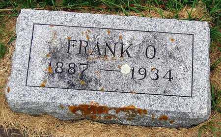 STRONG, FRANK O. - Buchanan County, Iowa | FRANK O. STRONG