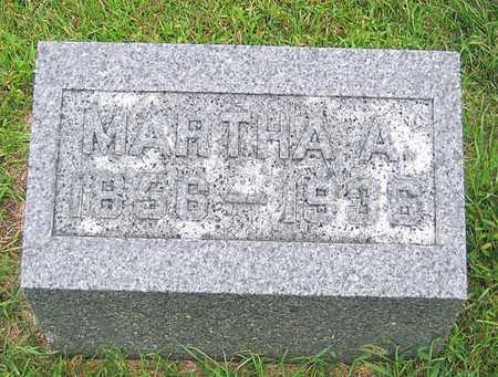 DURHAM TICKNER, MARTHA A. - Buchanan County, Iowa | MARTHA A. DURHAM TICKNER