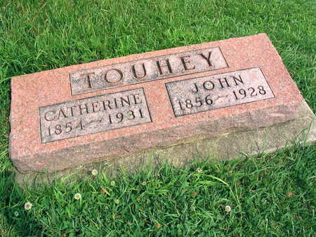 TOUHEY, CATHERINE - Buchanan County, Iowa | CATHERINE TOUHEY