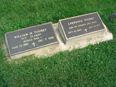 TOUHEY, LAWRENCE - Buchanan County, Iowa | LAWRENCE TOUHEY