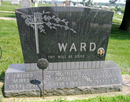 WARD, DACIA M. - Buchanan County, Iowa | DACIA M. WARD