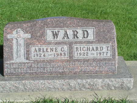 WARD, ARLENE G. - Buchanan County, Iowa | ARLENE G. WARD