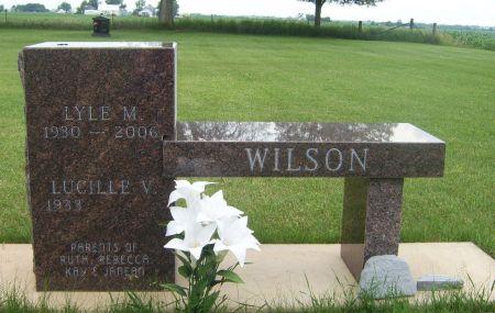 WILSON, LUCILLE VIRGINIA - Buchanan County, Iowa | LUCILLE VIRGINIA WILSON