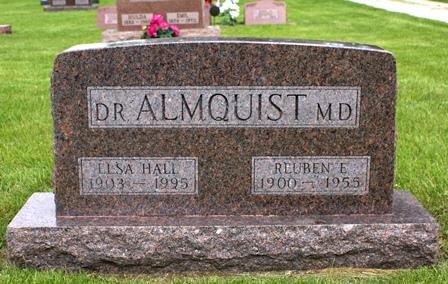 ALMQUIST, ELSA - Buena Vista County, Iowa | ELSA ALMQUIST