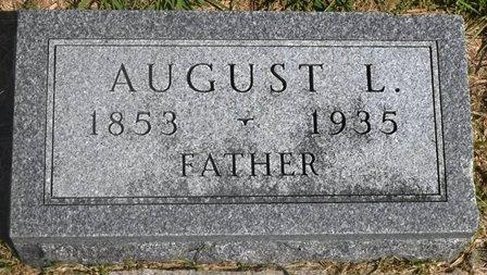 ANDERSON, AUGUST L. - Buena Vista County, Iowa   AUGUST L. ANDERSON