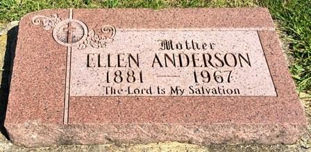 ANDERSON, ELLEN - Buena Vista County, Iowa | ELLEN ANDERSON