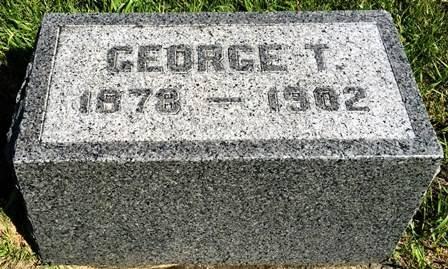ANDERSON, GEORGE T. - Buena Vista County, Iowa   GEORGE T. ANDERSON