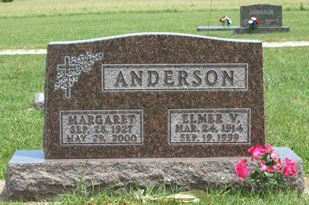 ANDERSON, ELMER V. - Buena Vista County, Iowa | ELMER V. ANDERSON