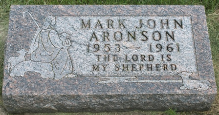 ARONSON, MARK JOHN - Buena Vista County, Iowa | MARK JOHN ARONSON