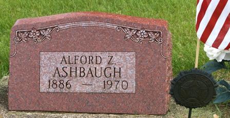 ASHBAUGH, ALFORD Z. - Buena Vista County, Iowa | ALFORD Z. ASHBAUGH