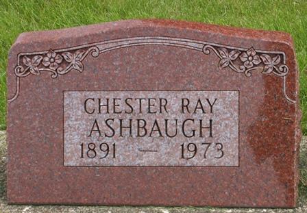 ASHBAUGH, CHESTER RAY - Buena Vista County, Iowa | CHESTER RAY ASHBAUGH