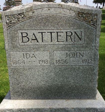 BATTERN, JOHN - Buena Vista County, Iowa | JOHN BATTERN