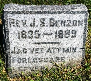 BENZON, J. S. - Buena Vista County, Iowa | J. S. BENZON