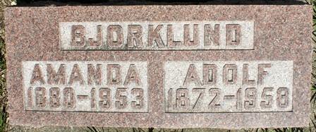 JOHNSON BJORKLUND, AMANDA - Buena Vista County, Iowa | AMANDA JOHNSON BJORKLUND