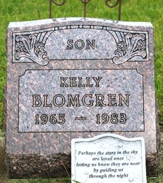 BLOMGREN, KELLY - Buena Vista County, Iowa   KELLY BLOMGREN