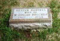 ROBERTS BRECHER, HESTER - Buena Vista County, Iowa | HESTER ROBERTS BRECHER