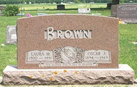 BROWN, LAURA M. - Buena Vista County, Iowa | LAURA M. BROWN