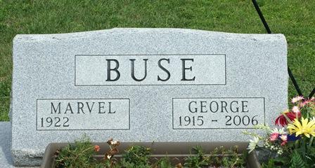 BUSE, GEORGE - Buena Vista County, Iowa | GEORGE BUSE
