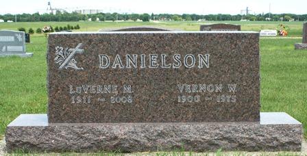 DANIELSON, LUVERNE M. - Buena Vista County, Iowa | LUVERNE M. DANIELSON