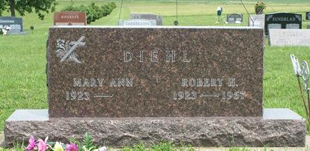 DIEHL, ROBERT H. - Buena Vista County, Iowa | ROBERT H. DIEHL