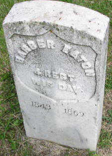 EATON, BARBER - Buena Vista County, Iowa | BARBER EATON