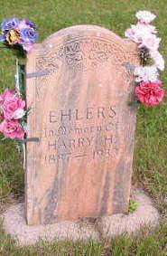 EHLERS, HARRY H. - Buena Vista County, Iowa | HARRY H. EHLERS